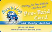 Sunburst Car Care